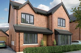 Saltersford Gardens - The Eccleston