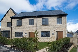 The Gilson, three bedroom home at Greenbooth Village