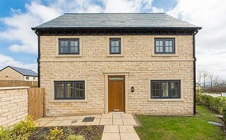 The Orrell, three bedroom home at Greenbooth Village