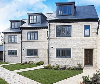 The Bower, three bedroom home at Greenbooth Village