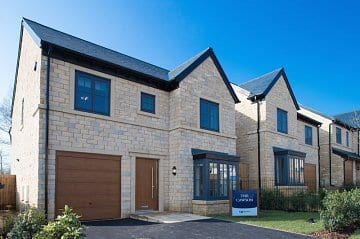 The Cawson, Showhome launch, Greenbooth Village, Norden, Rochdale, Russell Homes