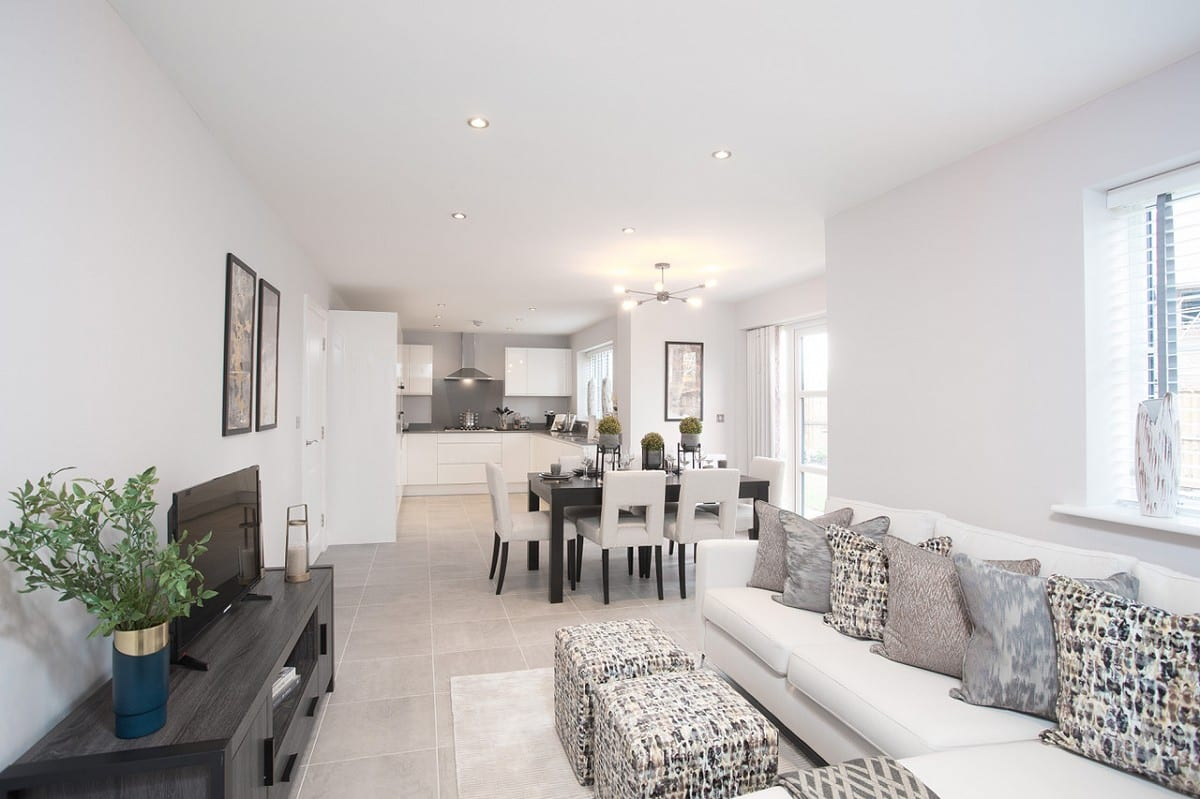 Saltersford Gardens, New homes in Holmes Chapel