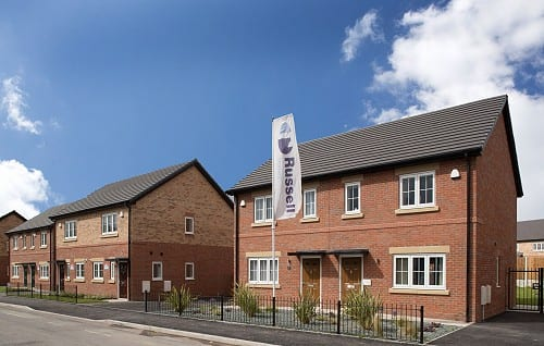 Bower Brook Gardens 2, New homes in Widnes