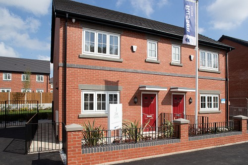 Cedar Gardens, New homes in Heywood