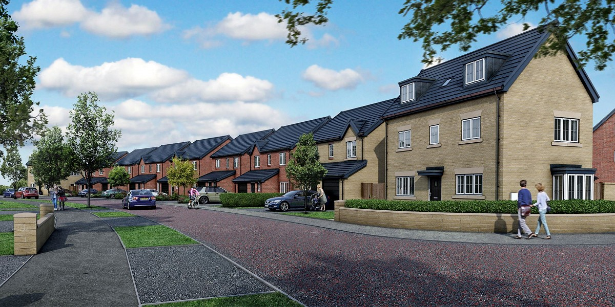 Stubley Meadows, New homes in Littleborough