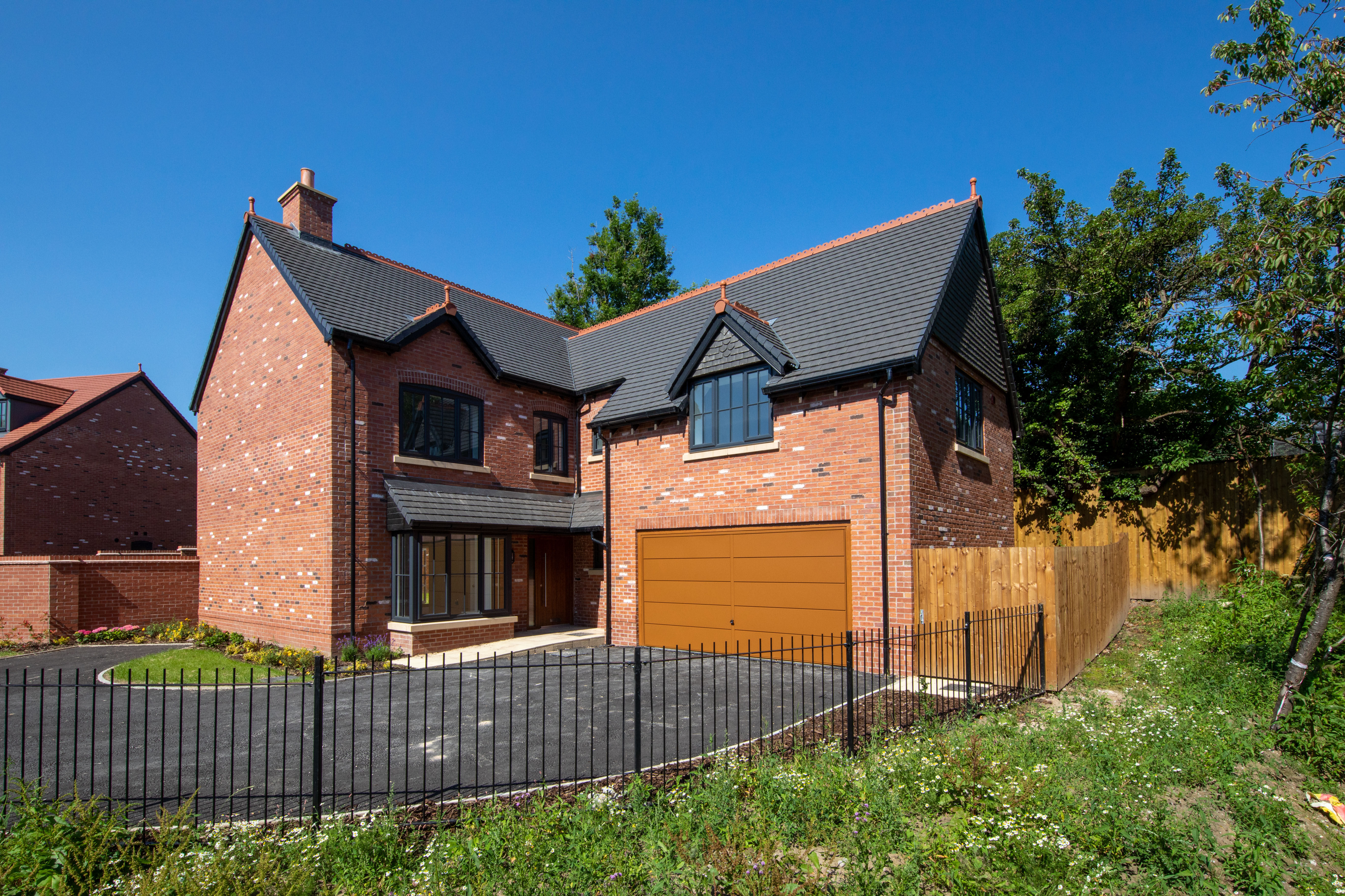 The Kershaw at Saltersford Gardens in Holmes Chapel