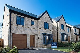 The Cawson, four bedroom home at Greenbooth Village