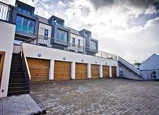 The Waterfront, Rhosneigr. Luxury beachside development.