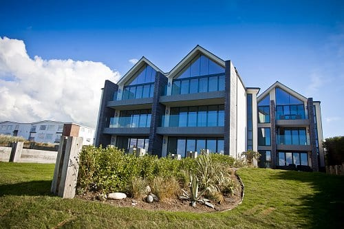 The Waterfront, New homes in Rhosneigr